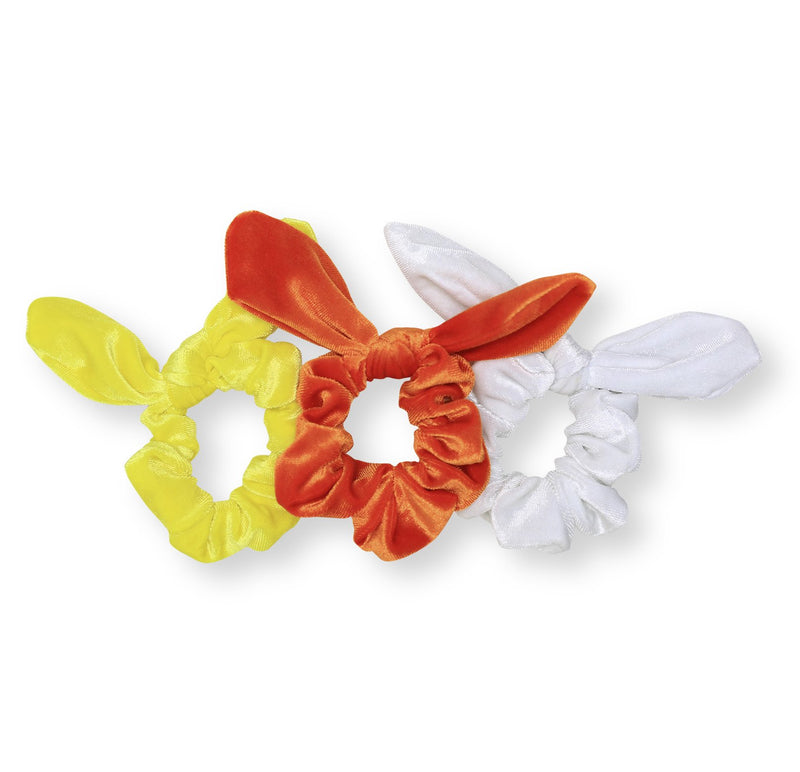 LIMTED TIME Candy Corn Scrunchie Set