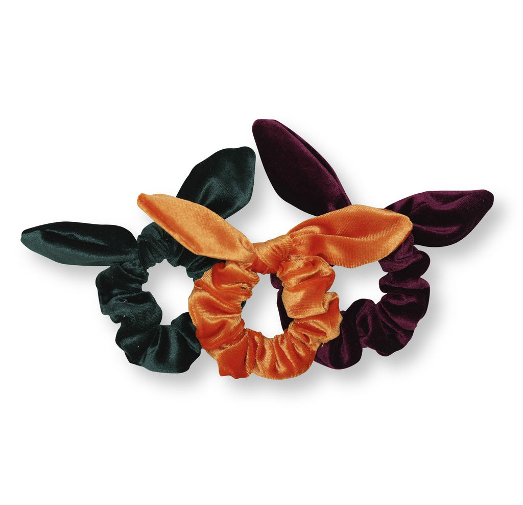 Leaf Me Alone Scrunchie Set