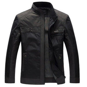 Men Jackets Spring Autumn New Leisure Men's Jacket Thin Business Men Coateticdress-eticdress
