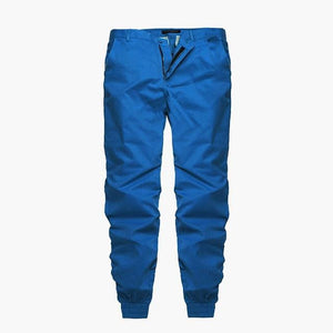 Autumn Spring Mens Hip Hop Casual chinos Pants 100% Cotton Trousers Higheticdress-eticdress