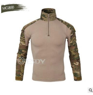 US Army Tactical Military Uniform Airsoft Camouflage Combat-Proven Shirts Rapid Assaulteticdress-eticdress