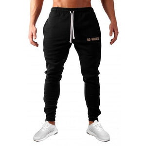 Autumn winter New Mens cotton Sweatpants Gyms Pant Fitness trousers Joggers workouteticdress-eticdress