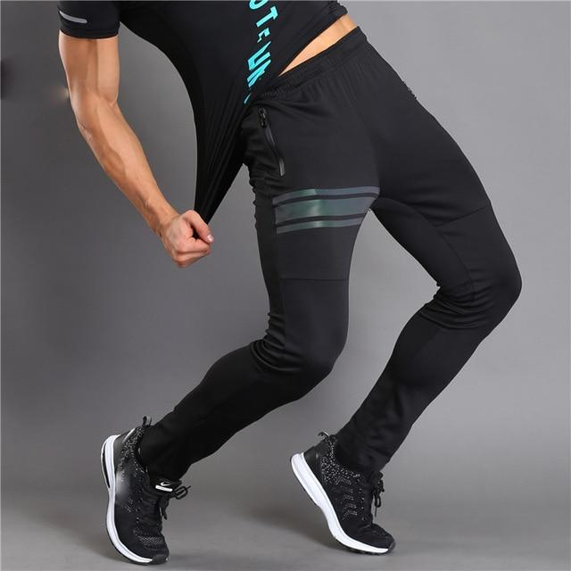 2018 Brand Men Fitness Pants Men Elastic Breathable Joggers Pants Male Trouserseticdress-eticdress