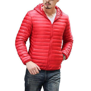 Casual Ultralight Coat Men Winter Jacket Men's Jackets short section Coat cottoneticdress-eticdress