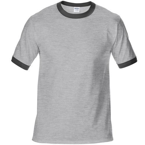 100% cotton Blank T-Shirt 2018 Men T Shirt Short Sleeve Tshirts Solideticdress-eticdress
