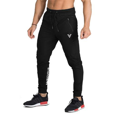 2018 New Pencil Pants Sweatpants Men Solid Workout Bodybuilding Clothing Casual GYMSeticdress-eticdress