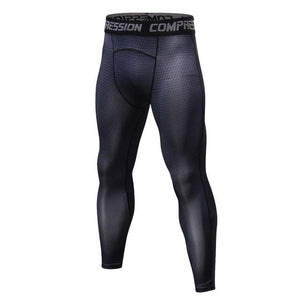 2018 Joggers Pants Men Compression Sweat Exercise Workout Skineticdress-eticdress