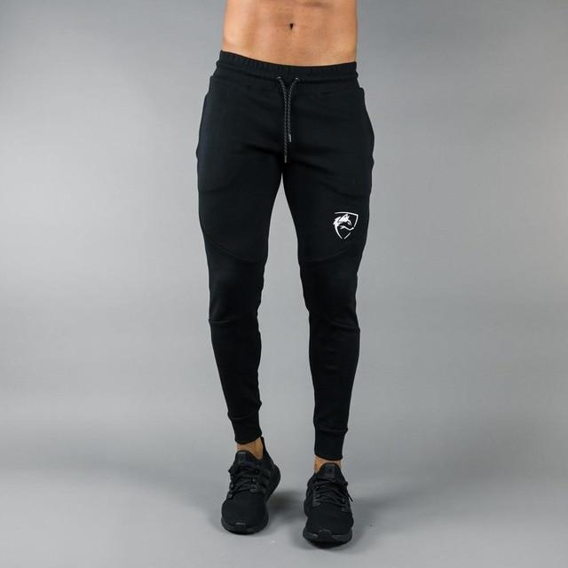 ALPHALETE Men Joggers Brand Male Trousers Casual Pants Sweatpants Jogger Blacketicdress-eticdress