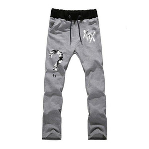 New Rapper Xxxtentacion Pants Summer Fall Casual Trousers Straight Pants Sweatpants Haremeticdress-eticdress