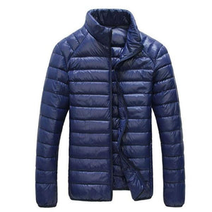 New Spring White Duck Down Winter Jacket Men Ultralight Parkas Men Casualeticdress-eticdress