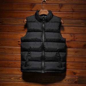 Winter Men Plus Size 5xl 6xl 7xl 8xl Parka Waistcoat Vest Warmeticdress-eticdress