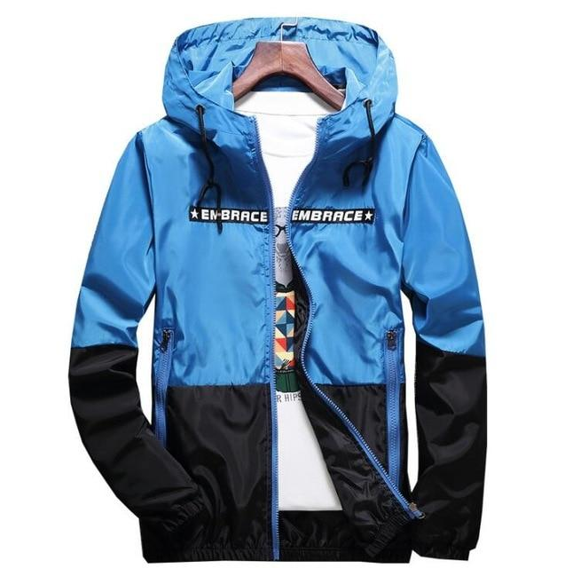 Plus Size 4XL New Spring Autumn Korean Bomber Jacket Men Women Casualeticdress-eticdress