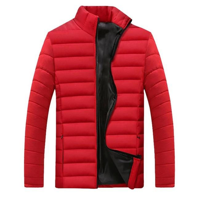 Winter Jacket Men Parka Warm Outwear 2018 Male slim mens coats Thicketicdress-eticdress