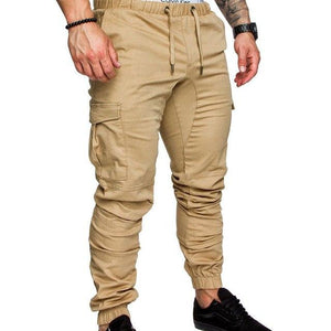 Brand Pants Man Cotton Jogger Trousers Men 2018 Hip Hop Streetwear Joggerseticdress-eticdress