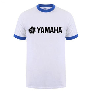 bcd616d5 Cool Fashion YAMAHA logo T shirt Brand Clothing Letter Print tees  Shorteticdress-eticdress