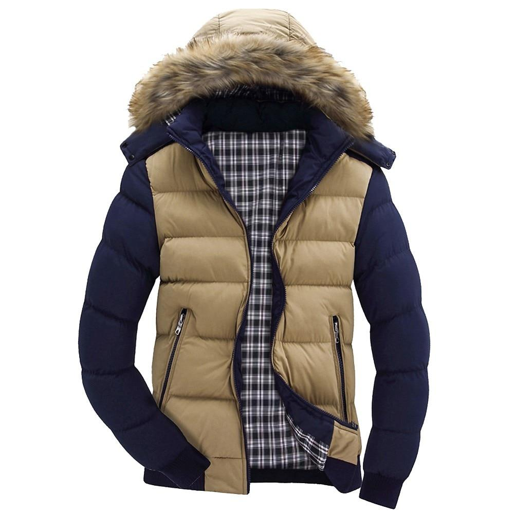Mens Winter Jackets 2018 Parka Men Hoodies Warm Zipper Fashion Wintereticdress-eticdress