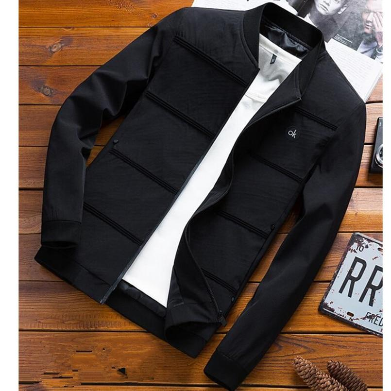 Fashion Men Bomber Jacket Hip Hop Patch Designs Slim Fit Piloteticdress-eticdress