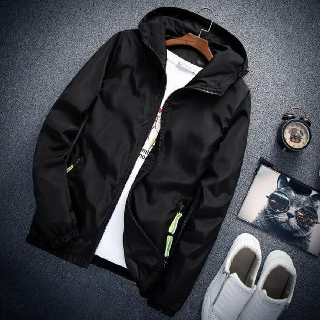 Dropshipping Young Men Jacket and Coats Clothing Windbreaker Fashion Mens Jeanseticdress-eticdress