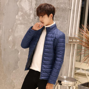High Quality Mens Cotton Jacket Brand Clothing Male Fashion Outwear Jacketeticdress-eticdress
