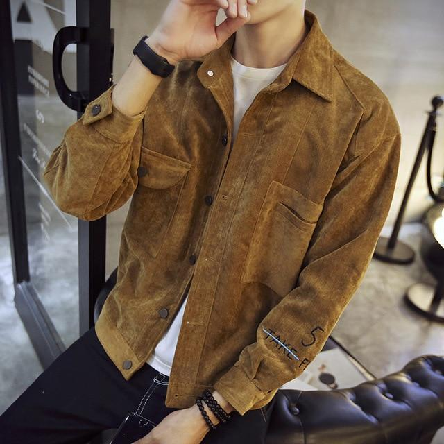 Spring autumn summer men's jacket jaqueta masculina bomber jackets men veste camperaeticdress-eticdress