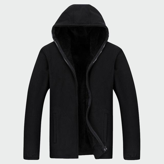 Men's Winter Military Fleece Jackets 2018 New Warm Male Tactical Jacket Thermaleticdress-eticdress