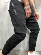 Men Pants Fashion Splicing Multi Pocket Harem Joggers Pants 2018 Male Trouserseticdress-eticdress