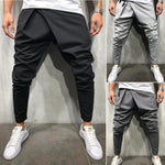 2018 New Brand Solid Cotton Men Harem Long Pant Dance Runningeticdress-eticdress