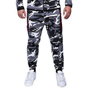Heflashor Men casual Pants fashion Camouflage Male Jogger Pencil Pants Men Militaryeticdress-eticdress
