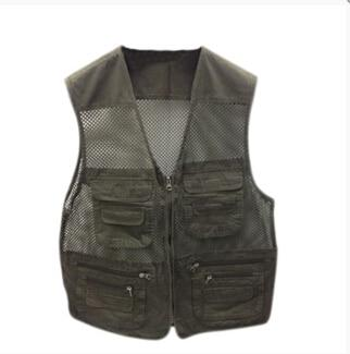 BCBY Male Vest Casual Loose Plus Size Black Men Vest With Manyeticdress-eticdress