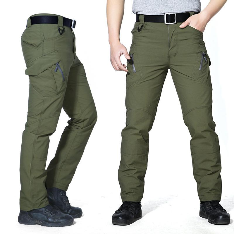 Tactical Cargo Pants Men Military SWAT Work Pants Army Soldier Paintball Traineticdress-eticdress
