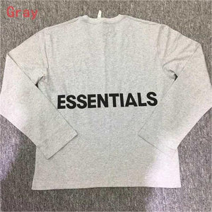2018 New Fear Of God Sweatpants Men Women 1:1 Casual Joggers Essentialseticdress-eticdress