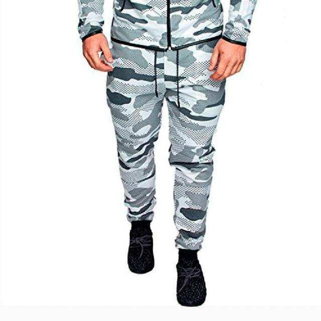 Heflashor Men Camouflage Military Pants fashion Male Hip Hop Jogger Pencil Pantseticdress-eticdress