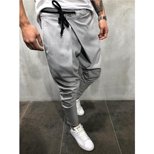Men Long Casual Sport Pants Gym Slim Fit Trousers Running Joggers Gymeticdress-eticdress