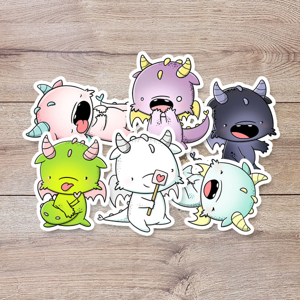 Dragons | Stickers