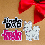 Jindo Sticker Pack (Ships Free!*)