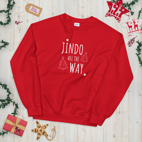 Jindo All The Way Sweatshirt