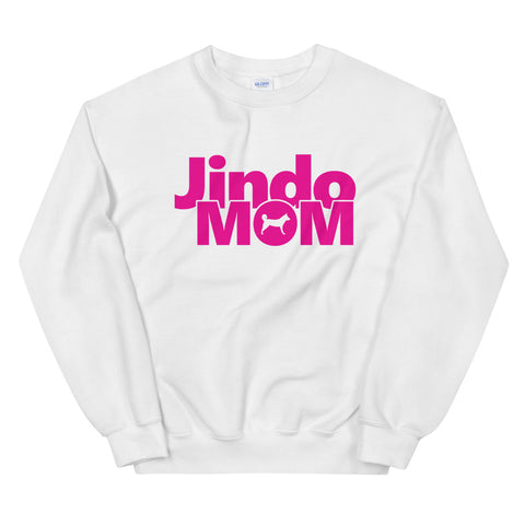 Jindo Mom Sweatshirt