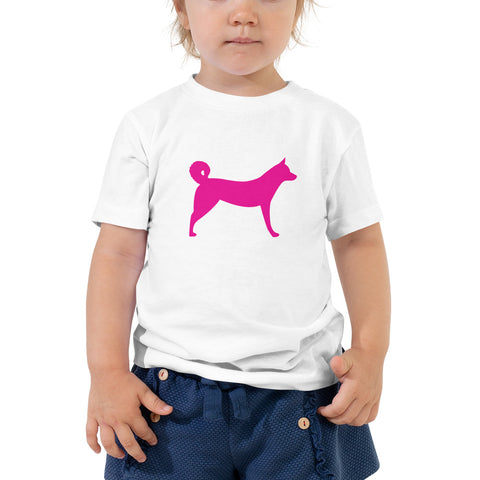 Jindo Icon Toddler Short Sleeve Tee