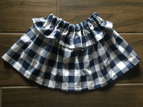 picnic table peplum skirt