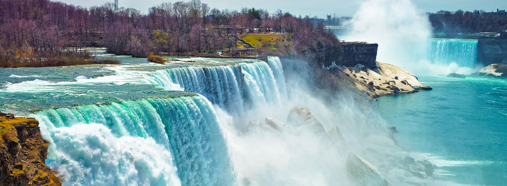 Trip to Niagara falls from New York city with comfortable luxury vans. (Two days)