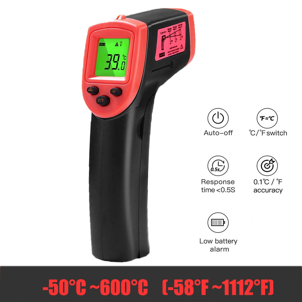 Vastar Digital GM320 Infrared Thermometer