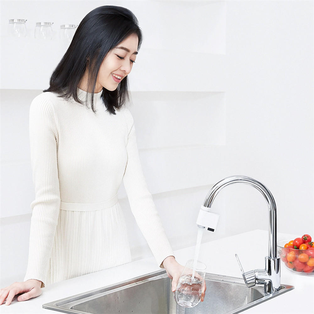 Xiaomi ZAJIA Automatic Sense Infrared Induction Water Saving Device For Kitchen Bathroom Sink Faucet