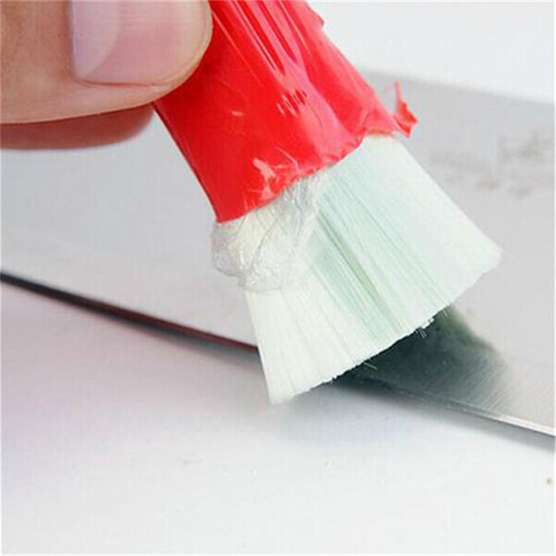 Honana 2 Pcs Magic Stainless Steel Cleaning Brush Stick Metal Rust Remover Kitchen Cleaning Tools