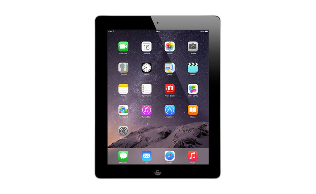 Apple iPad 4 32GB WiFi Only Black Refurbished