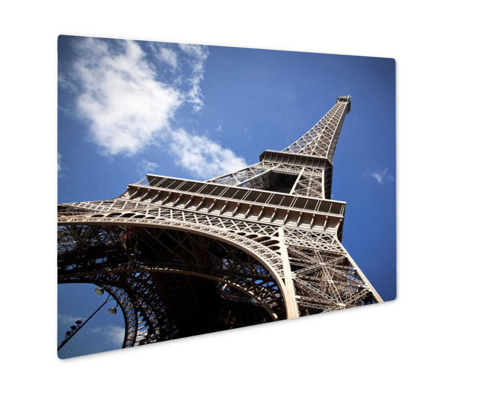 Eiffel Tower - Metal Panel Wall Art