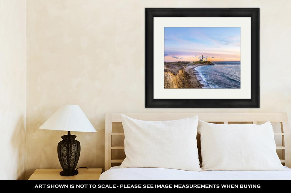 The Montauk Lighthouse - Framed Wall Art