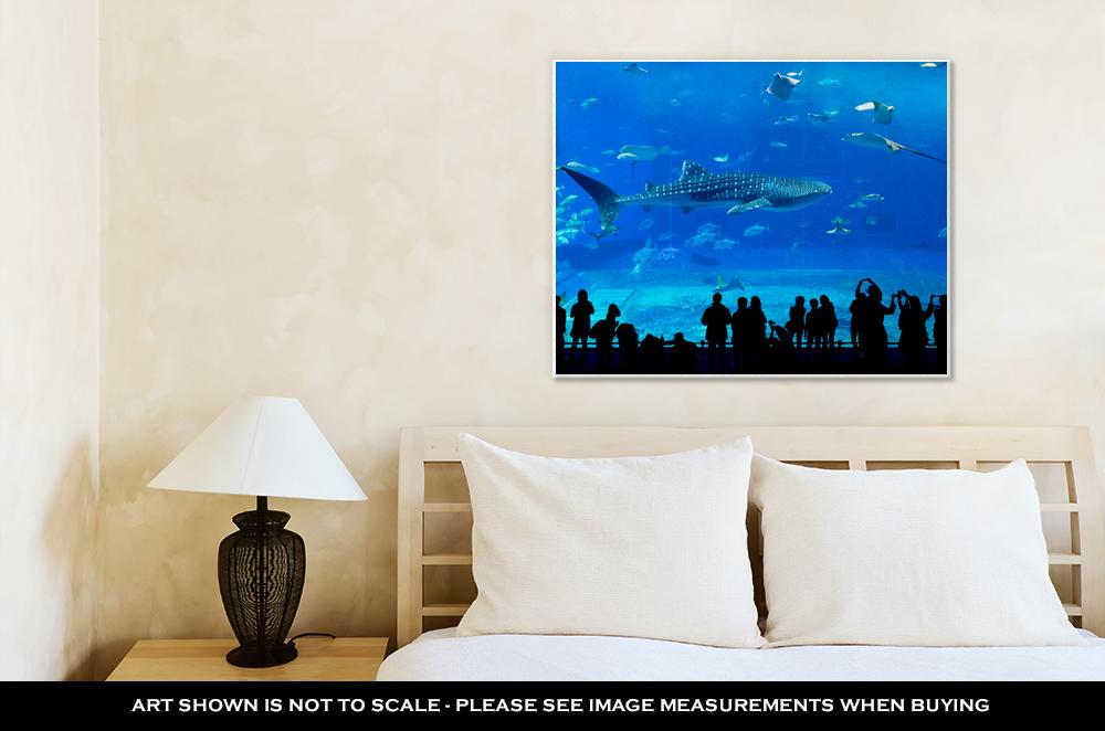 Window into the Sea - Canvas Wall Art