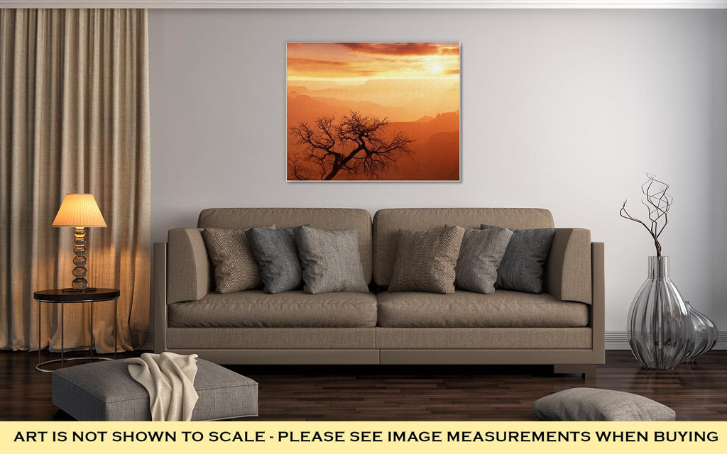 The Grand Canyon - Canvas Wall Art