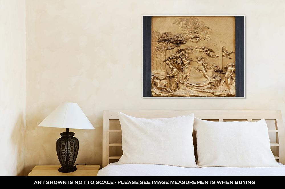 Adam and Eve's Paradise - Canvas Wall Art