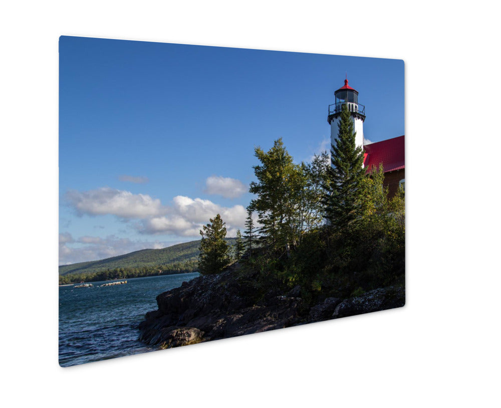 The Eagle Harbor - Metal Panel Wall Art